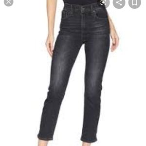 LEVI'S - 724 Cropped Straight Leg